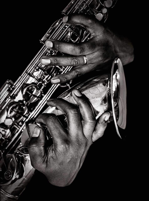 Courtney Pine Saxophonist