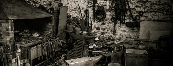 Ian Marchant's Forge
