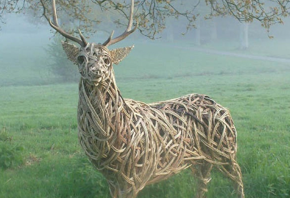 Kim-Creswell Willow Sculpture