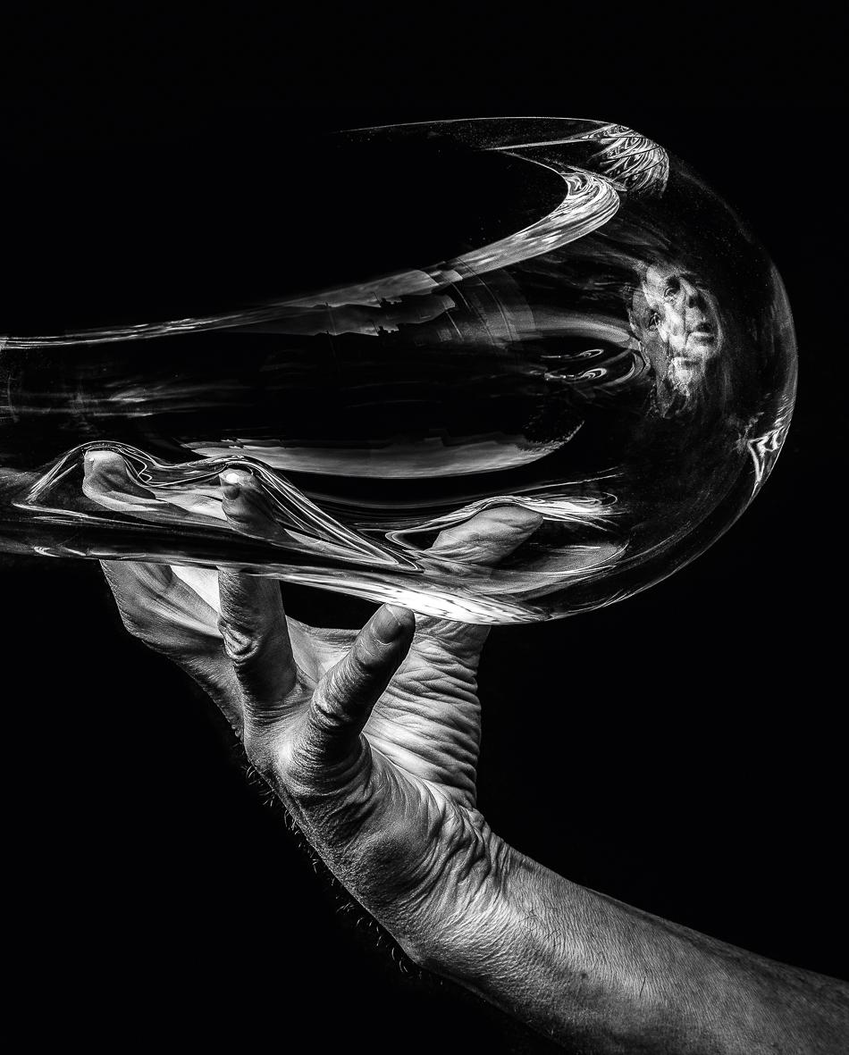Peter Layton Glass Blower